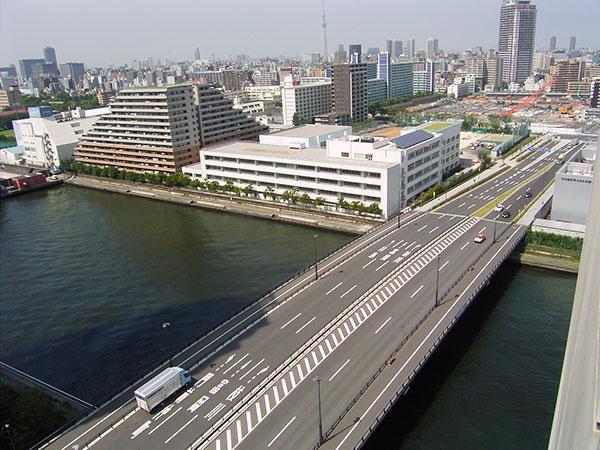 東京都豊洲橋