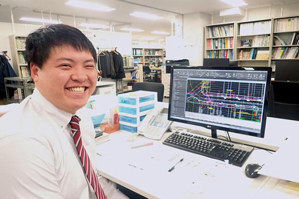 高島テクノロジーセンターの社員