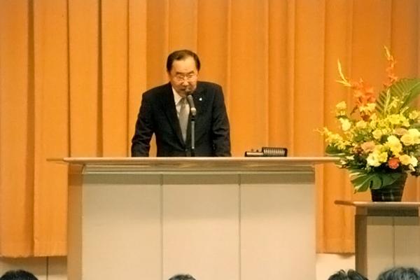高島テクノロジーセンター 代表取締役 鈴木 進